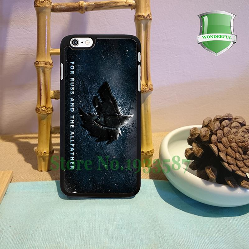 space wolves original black cell phone cases for iphone 6 6 plus 6s 6splus 5 5s 5c 4 4s W-4231(China (Mainland))
