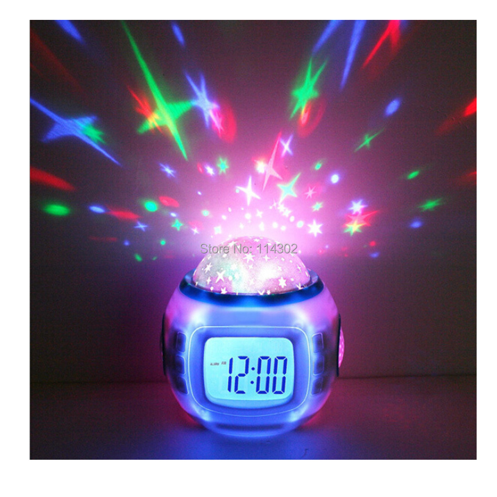 Buy turtle led night light musical mini star sky projector for Kids room night light