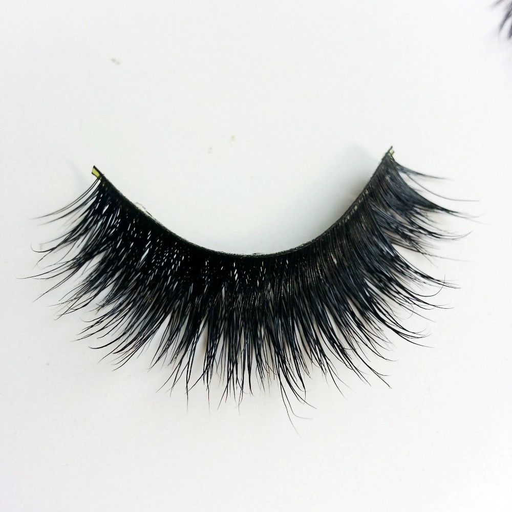 UPS Free Shipping 100% Handmade 30Pair Thick Long False Eyelashes Mink Eyelash Eye Lashes Voluminous Makeup<br><br>Aliexpress