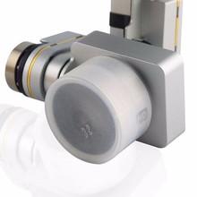 10 unids 2015 Phantom 3 protector de lente cubierta cubierta de la cámara Drone RC parte de moda cubierta protectora perfecta conexión de la gota