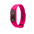 Sport bracelet smart wristband heart rate monitor bluetooth watch M2 waterproof for Android IOS pk Mi