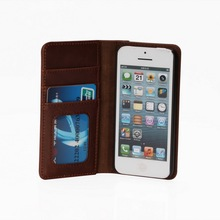New hot sale 2016 Promotional discounts Luxury new design soft cover PU phone case for iPhone se with free shipping(China (Mainland))