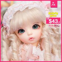 OUENEIFS Fairyland Littlefee Ante 1/6 bjd sd dolls model reborn girls boys eyes High Quality toys makeup shop resin(China (Mainland))