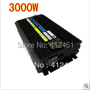 24v 100v 3000w pure sine wave solar inverter /power inverter ,CE approved,50hz&60hz switch