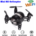 T906W Mini RC Helicopter 4CH 6 Axis Gyro RC Quadcopter Controlled By Phone Follow Me Radio