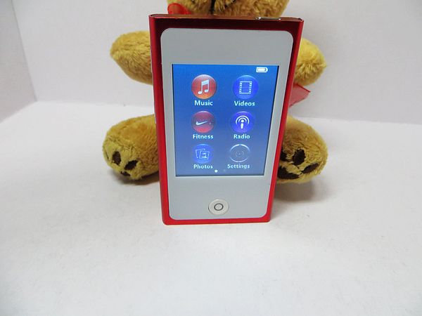 """100pcs/lot Free Shipping ! ! ! 32GB 7th Gen Mp3 & Mp4 Player with 2.0"""" LCD & Touch Screen & E-Book & FM & Game & Retail Package(China (Mainland))"""