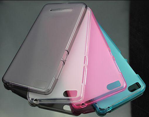 New Arrival Pudding TPU Soft Silicone Gel Transparent Phone cases cover for Xiaomi Mi 4i Mi4i Wholesale(China (Mainland))