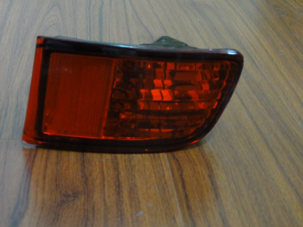 1Pcs Right Side rear bumper light fog light New For TOYOTA LandCruiser Prado FJ120