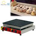 1Pcs 3000W 110V 220V Dutch Pancake Poffertjes Maker Machine Baker Iron Mold Pan