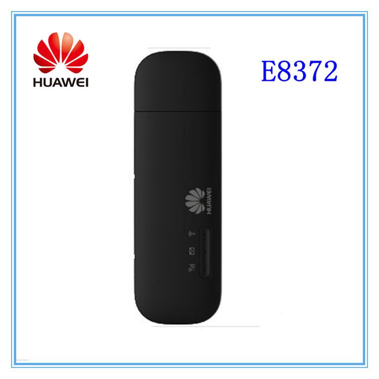 Unlocked Huawei E8372 150Mbps Modem 4G Wifi  LTE Wifi Dongle Support 10 wifi users,PK huawei E8278<br><br>Aliexpress