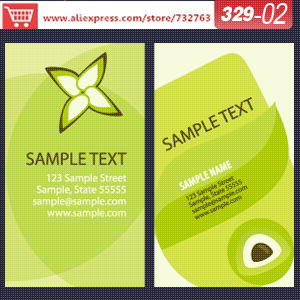 0329-02 business card template  for visiting card models printable business cards business cards cheap<br><br>Aliexpress