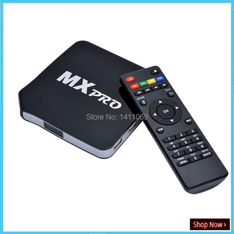 XBMC Fully Loaded ! Original Android TV BOX Quad core 1G/ 8G AML S805 CortexA9 MX Pro TV Box smart tv MINI PC Media Player(China (Mainland))