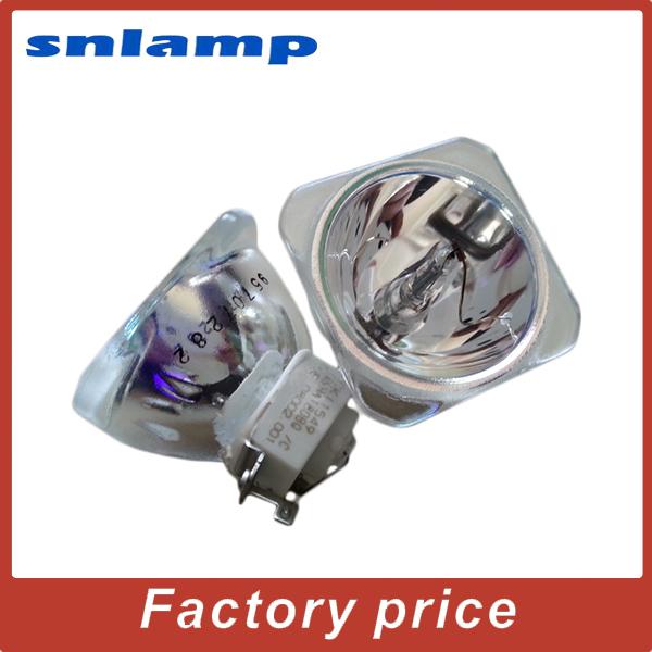 Фотография 100% Original Projector lamp 5J.08001.001  MP511 Bulb  for NSHA180BQ E19//NSHA180A E19
