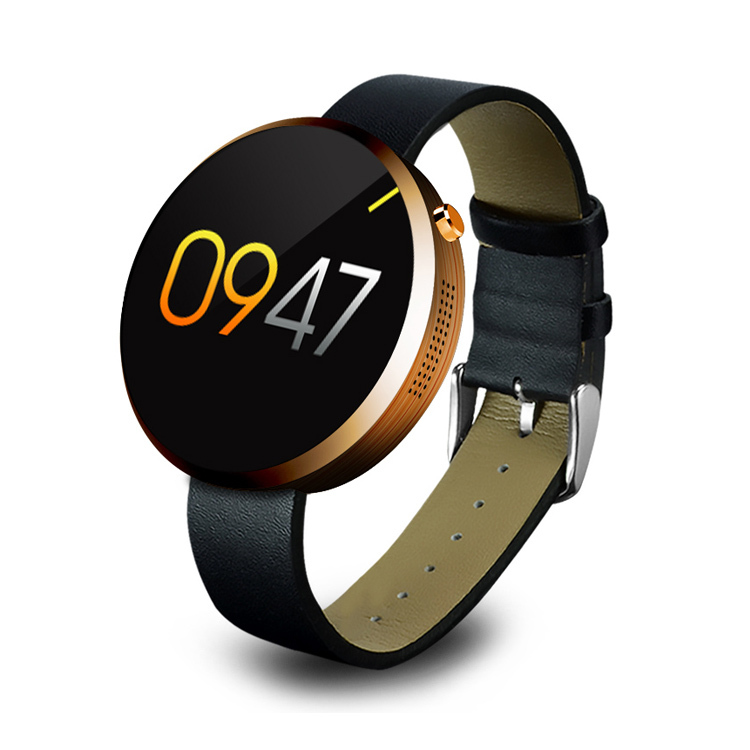 I DO Smart Watch Heart Rate Monitor BT Call MSM MAIL Twitter Yahoo Weather Intime Pedometer for Android+Apple Smart Watch Phone(China (Mainland))