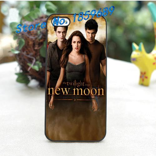 The Twilight Saga 4 fashion cover case for iphone 4 4s 5 5s 5c for 6 & 6 plus *vw467(China (Mainland))