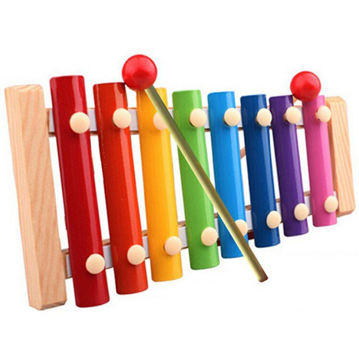Amazing 2015 Whale New Coming Kid Musical Toys Xylophone Development Wisdom Wooden Instruments Inspire talent music freeship(China (Mainland))