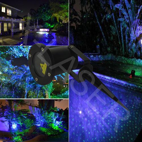 mini laser light elf light christmas lights projector