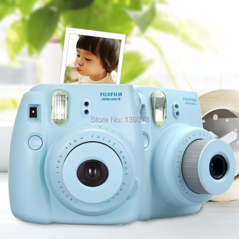 фотоаппарат пленочный Fujifilm Instax 8 Instax Mini 8 фотоаппарат пленочный fuji instax mini 7s polaroid