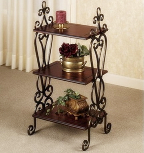 Wrought Iron Bathroom Furniture Offer Wrought Iron Bathroom Furniture And Mirror Vintage