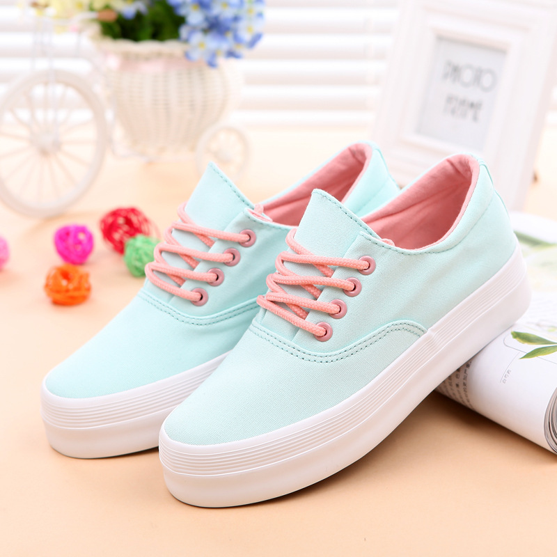 Women Shoes Casual Women Canvas Shoes 2015 Zapatos Mujer Casual Shoes Fashion Casual Shoes Women Ladies White<br><br>Aliexpress