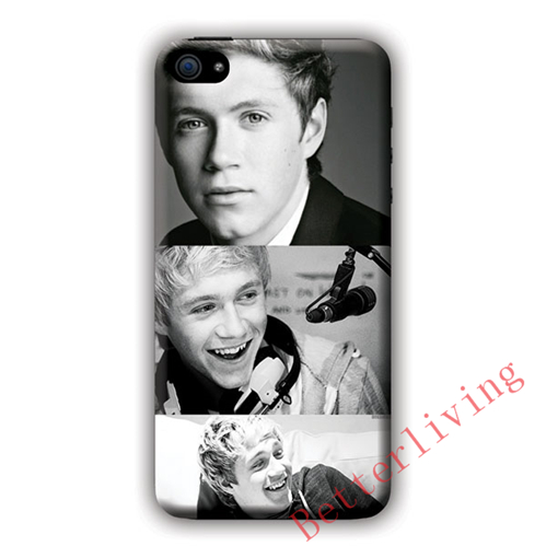 Niall Horan 3 Pics Grey fashion cell phone case cover for iphone 4 4s 5 5s SE 5c 6 6s & 6 plus & 6s plus #X586(China (Mainland))