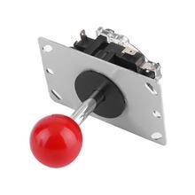 New 4/8 way Arcade Game Joystick Ball Joy Stick Red Ball Replacement Stock Offer Wholesale(China (Mainland))