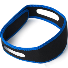 Hot-selling Anti-snore Belt Snore Chain Strap Snoring Stopper Jaw Supporter Sleeping Product Size 66cm*8.5cm