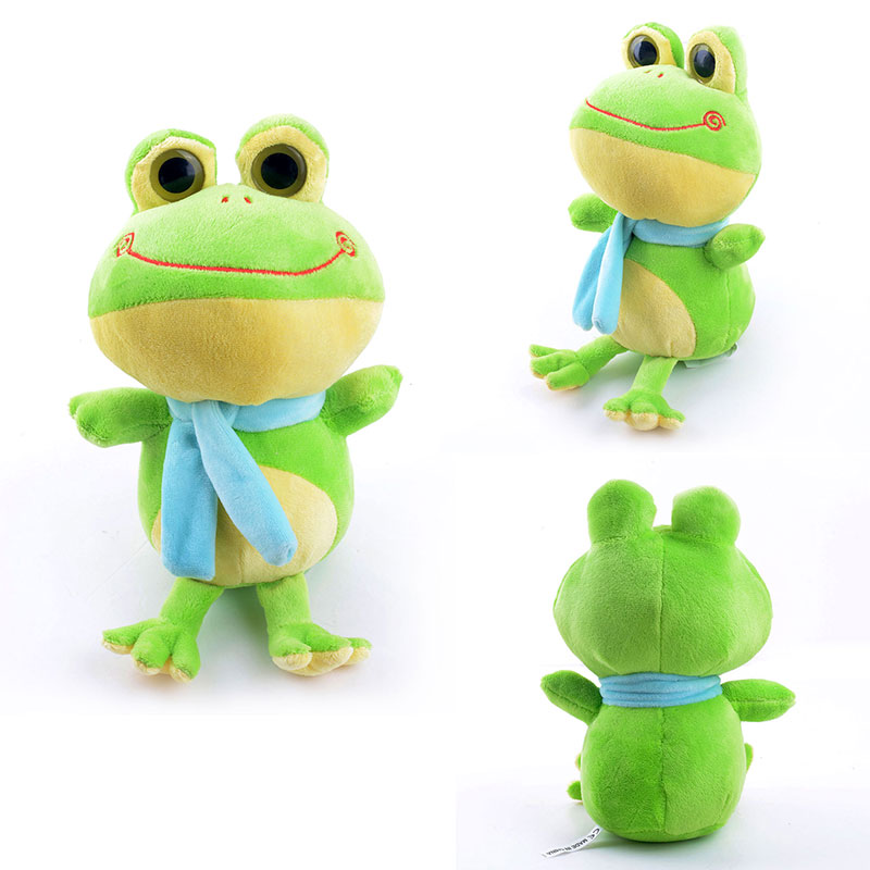 Soft Toys Cartoon : Online buy wholesale stuffed animal frog from china