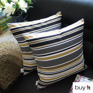 Home decorations Buckle red buckle hold simple cotton sofa pillow case/pillow/Cushion cover 45*45 can be customized(China (Mainland))