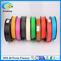 1KG piece 1 75MM 3MM HIPS Filament 3D Printer Consumables Material For MakerBot RepRap UP Mendel