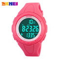 2016 Fashion Sports Watches Pedometer LED Digital Watch Fitness For Men Women Outdoor Sport Wristwatches Sports