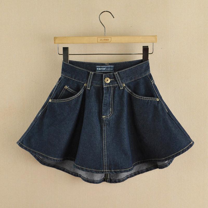 High Quality White Denim Skirts-Buy Cheap White Denim Skirts lots ...