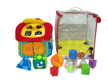 Wholesale New design Cloth House Toys, Baby Safe Gift, Children Cute Toy Model(China (Mainland))