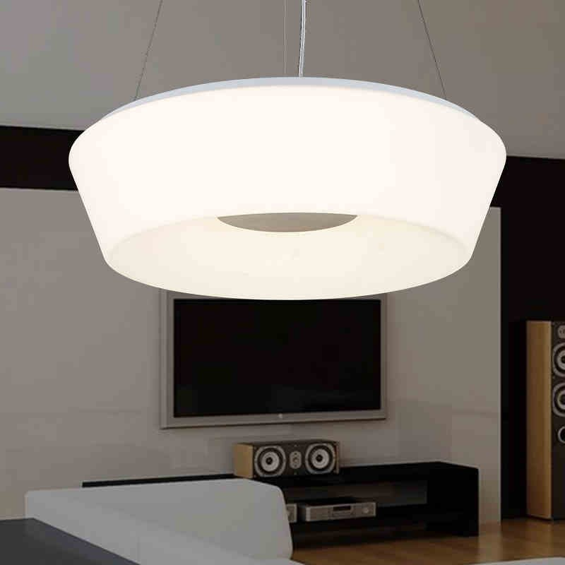 Modern minimalist living room dining chandelier simple for Modern chandeliers ikea
