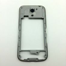 Buy 5pcs Original Middle Frame Plate Bezel Housing Case Replacement Part Samsung Galaxy S4 MINI I9190 i9192 I9195 silver color for $18.00 in AliExpress store