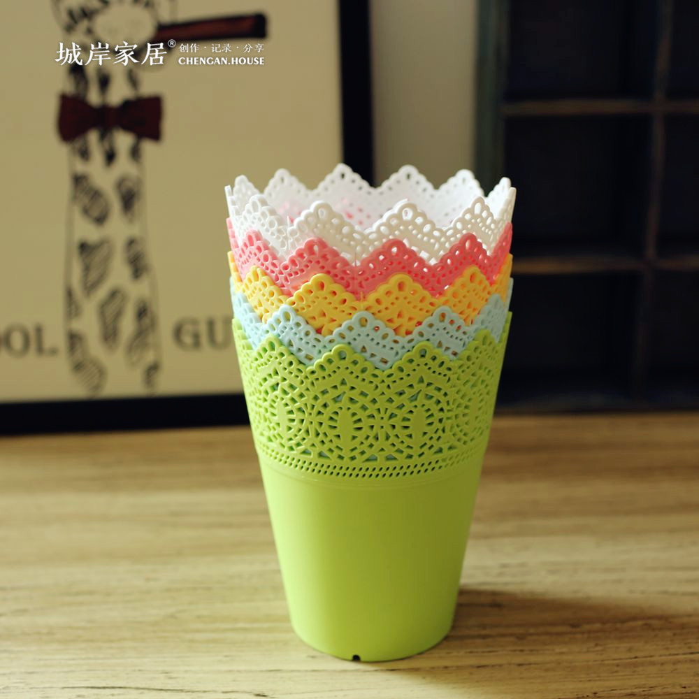 Online buy wholesale cheap plastic vases from china cheap plastic vases whole - Vase design pas cher ...