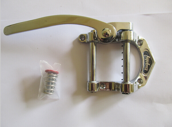 New Copy Bigsby Wholesale musical instrument electric jazz guitar bridge tremolo system tailpiece(China (Mainland))