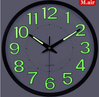led wall clock bing images. Black Bedroom Furniture Sets. Home Design Ideas
