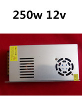 Free shpping reprap 3d printer special switching power supply 250w 12v