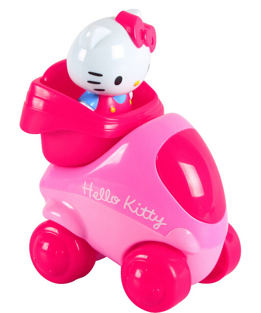 Hello Kitty Toy Car For Girls : Aliexpress buy lovely non toxic safe plastic hello