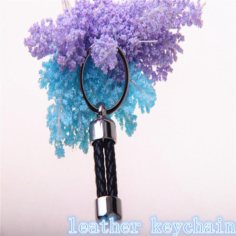2015 new fashion metal keychain PU keychain Men Leopard llaveros de cuero chaveiro porte clef Car key rings key chain Best Gift(China (Mainland))