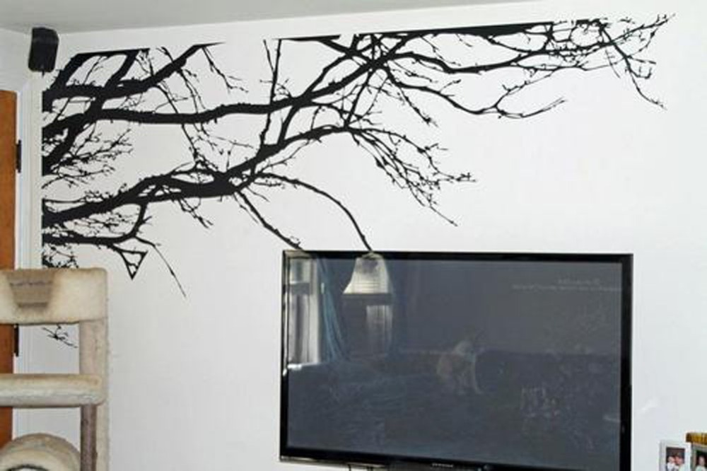 Sofa covers for sale picture more detailed picture about for Black tree wall mural