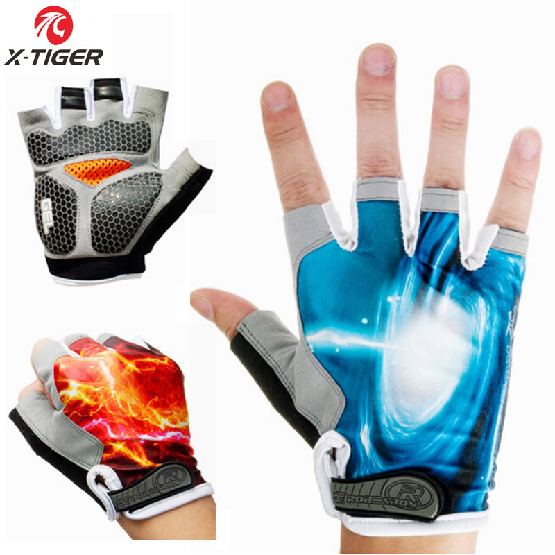 Bike Bicycle MTB Racing Half Finger Gel MTB Cycling Motorcycle riding Gloves Half Finger Driver tacing Gloves Women Men M L XL(China (Mainland))