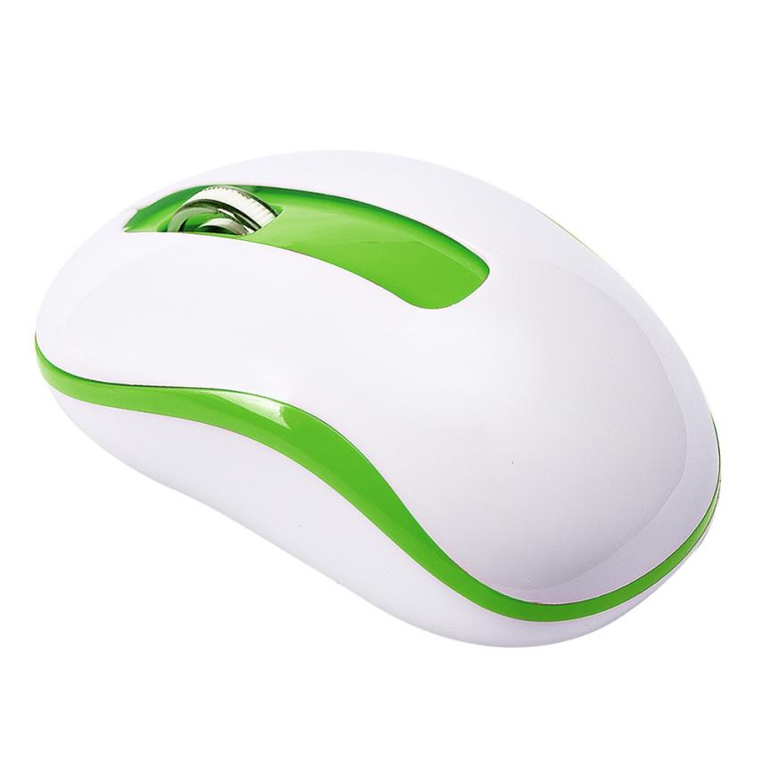 Gaming Mice Optical Positioning 2.4Ghz Wireless Mini mouse Battery 5m Distances 1600 DPI For Computer Pc Laptop(China (Mainland))