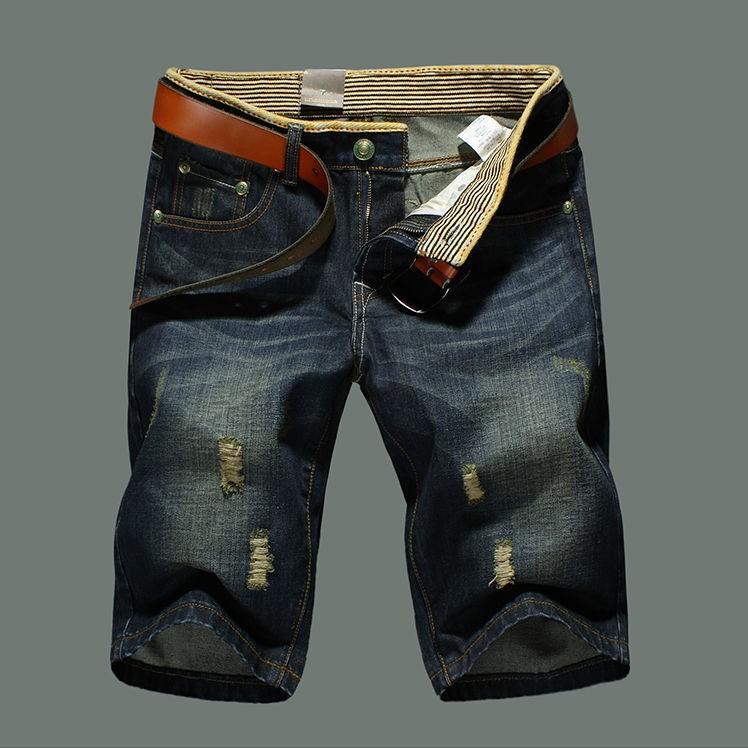 Бесплатная доставка! 2016 летние мужчины короткие джинсы мужская мода шорты мужчин большие продажи летней одежды новинка бренд мужской шорты