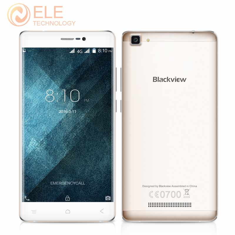 "5.5""inch Blackview A8 MAX 4g smartphone Android 6.0 Cellphone MTK6737 Quad Core 5.0+8.0MP 2GB RAM 16GB ROM GPS Mobilephone(China (Mainland))"
