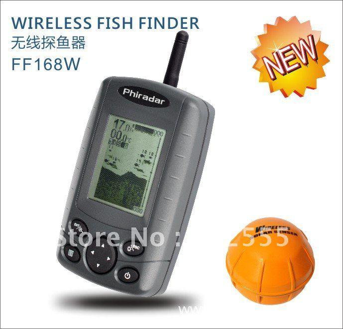 fish finder ff168w