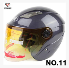 1 pc Motorcycle Helmets Open Face Helmet Yohe YH837 Electrical Scooter Capacete Casco yohe half helmet(China (Mainland))