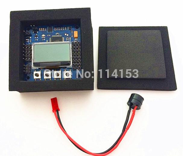 5 PCS F001 KK2.1 LCD Multirotor Flight Control Board v1.6 Quadcopter KK2 6050MPU 644PA<br><br>Aliexpress