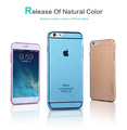 NILLKIN Ultra Thin Transparent Nature TPU Case For iPhone 6S Plus 5 5 0 6mm S